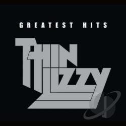 Thin Lizzy - Greatest Hits CD Cover Art