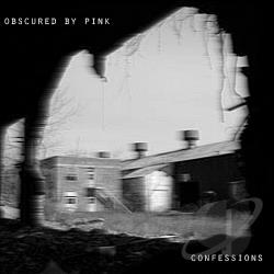 Obscured By Pink - Confessions CD Cover Art