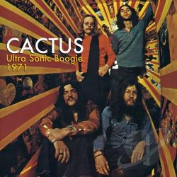 Cactus - Ultra Sonic Boogie: Live 1971 CD Cover Art