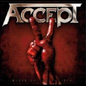 Accept - Blood of the Nations CD Cover Art