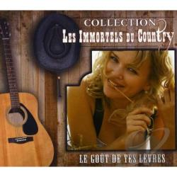 Le Gout De Tes Levres CD Cover Art