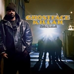 Ghostface Killah - Fishscale (Edited) DB Cover Art