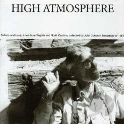 High Atmosphere: Ballads & Banjo Tunes CD Cover Art