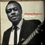 Rogers, Jimmy - His Best CD Cover Art