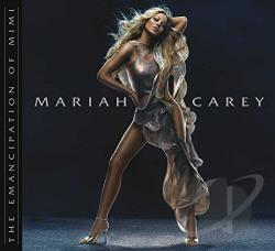 Carey, Mariah - Emancipation Of Mimi: Platinum Edition CD Cover Art