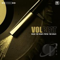VolBeat - Rock the Rebel/Metal the Devil CD Cover Art