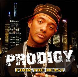 Prodigy - From the Beast CD Cover Art