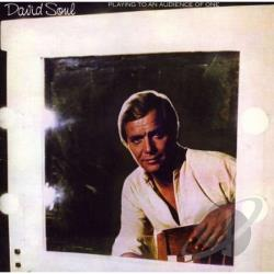 Soul, David - Playing to an Audience of One CD Cover Art