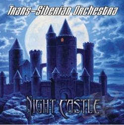 Trans-Siberian Orchestra - Night Castle CD Cover Art