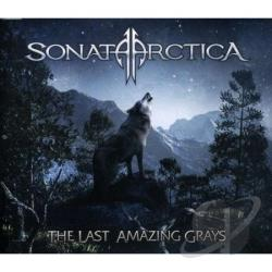 Sonata Arctica - Last Amazing Grays DS Cover Art