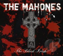 Mahones - Black Irish CD Cover Art