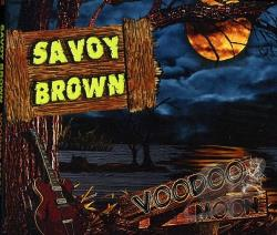 Savoy Brown - Voodoo Moon CD Cover Art