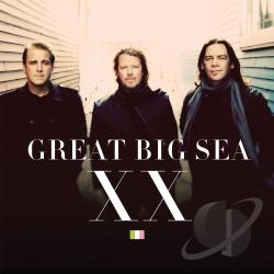 Great Big Sea - XX CD Cover Art