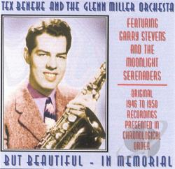 Beneke, Tex - But Beautiful: In Memorial CD Cover Art
