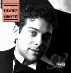 Feinstein, Michael - Pure Gershwin CD Cover Art