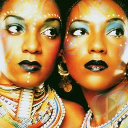 Les Nubians - One Step Forward CD Cover Art
