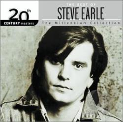 Earle, Steve - 20th Century Masters - The Millennium Collection: The Best of Steve Earle CD Cover Art