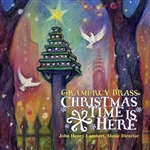 Gramercy Brass - Christmas Time Is Here CD Cover Art