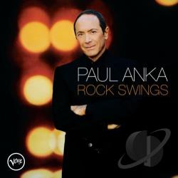 Anka, Paul - Rock Swings CD Cover Art