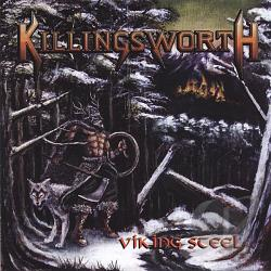 Killingsworth - Viking Steel CD Cover Art