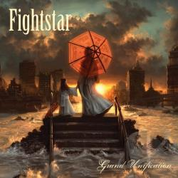 Fightstar - Grand Unification CD Cover Art