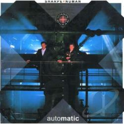 Numan, Gary / Sharpe & Numan - Automatic CD Cover Art