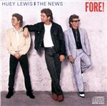 Lewis, Huey & The News - Fore! DB Cover Art