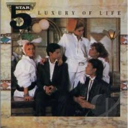 Five Star - Luxury of Life CD Cover Art