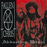Fallen Christ - Abduction Ritual CD Cover Art