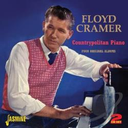 Cramer, Floyd - Countrypolitan Piano: The First Four Albums CD Cover Art