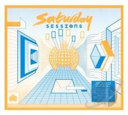 Saturday Sessions CD Cover Art