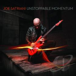 Satriani, Joe - Unstoppable Momentum CD Cover Art