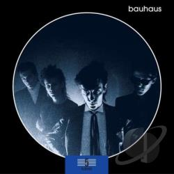 Bauhaus - 5 Albums CD Cover Art