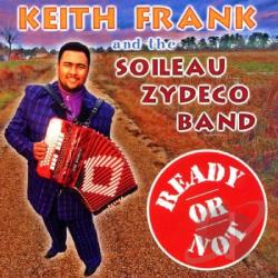 Frank, Keith - Ready or Not CD Cover Art