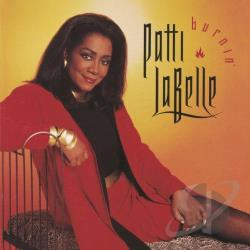 LaBelle, Patti - Burnin' CD Cover Art