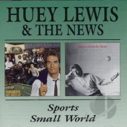 Lewis, Huey & The News - Small World/Sp
