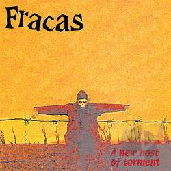 Fracas - New Host of Torment CD Cover Art