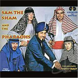 Sam The Sham & The Pharaohs - Complete Wooly Bully Years 1963-1968 CD Cover Art