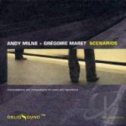 Milne, Andy - Scenarios CD Cover Art
