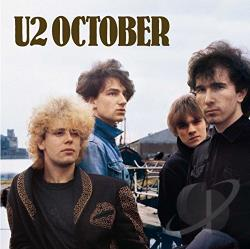 U2 - October CD Cover Art