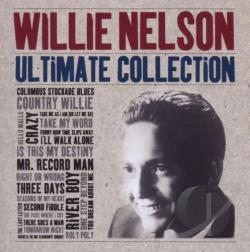 Nelson, Willie - Ultimate Collection CD Cover Art