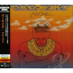 Bar-Kays - As One CD Cover Art