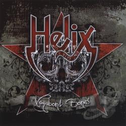Helix - Vagabond Bones CD Cover Art