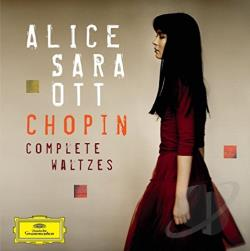 Chopin / Ott, Alice Sara - Chopin: Complete Waltzes CD Cover Art