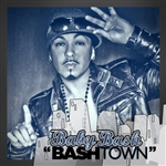 Baby Bash - Bashtown CD Cover Art
