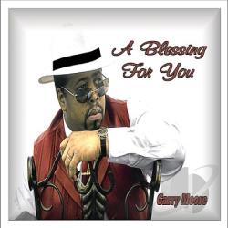 Moore, Garry - Blessing For You CD Cover Art