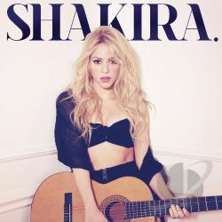 Shakira - Shakira CD Cover Art