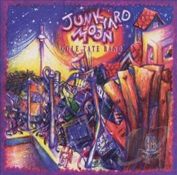 Cole Tate - Junkyard Moon CD Cover Art