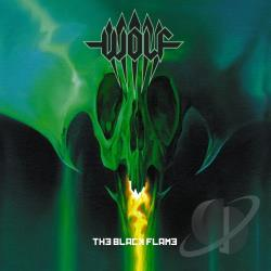 Wolf - Black Flame CD Cover Art