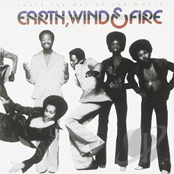 Earth, Wind & Fire - That's the Way of the World CD Cover Art